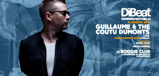 GUILLAUME AND THE COUTU DUMONTS : 15.08.2014