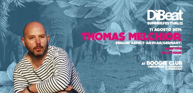 THOMAS MELCHIOR : 11.08.2014