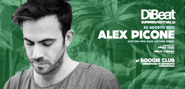 ALEX PICONE : 22.08.2014