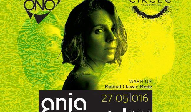 27.05_ SUONO OPENING PARTY w/ ANJA SCHNEIDER @Circle, Soverato