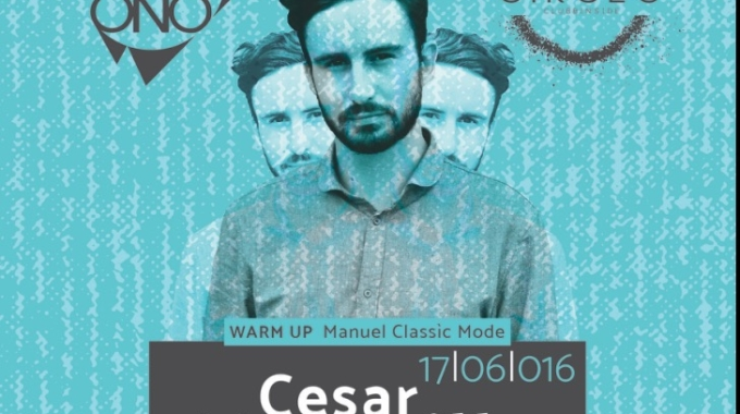 17.06_ SUONO w/ Cesar Merveille at Circle, Soverato