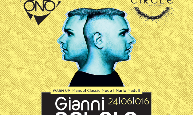 24.06_ SUONO w/ Gianni Sabato at Circle, Soverato
