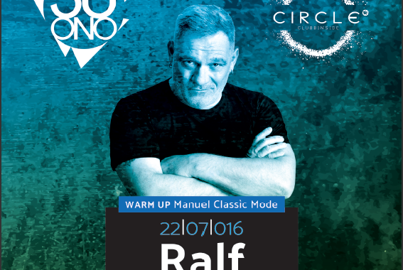 22.07_ SUONO w/ Ralf at Circle, Soverato