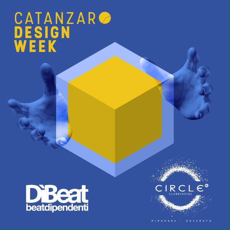DíBeat & Circle | CATANZARO DESIGN WEEK dal 22 al 25