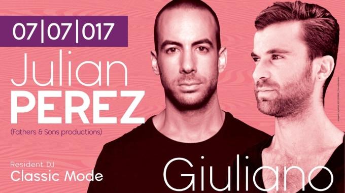 07.07_ SUONO w/Julian Perez + Giuliano Lomonte