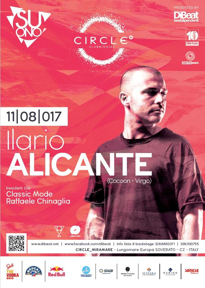 11.08_ SUONO w/ Ilario Alicante