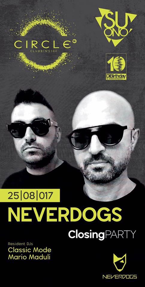 25.08_ SUONO Closing Party w/ Neverdogs