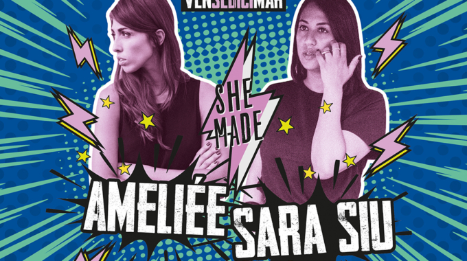 Parteciperò 16.03_DìBeat w/ Ameliée & Sara Siu