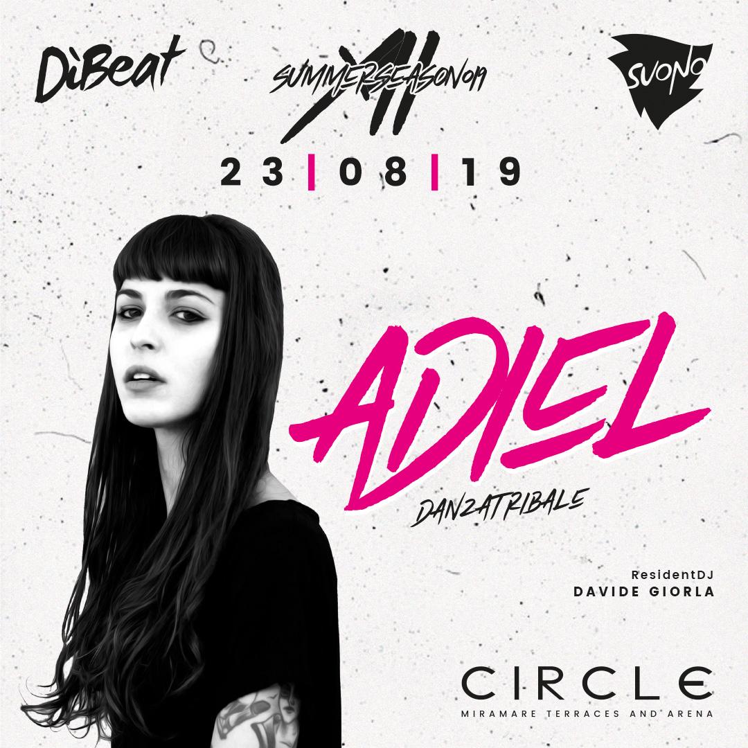 23.08__ Closing Party w/ ADIEL